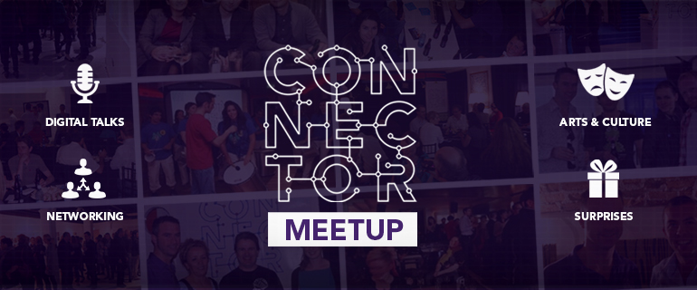 connector360 invites you to join the 25th Connector Meetup