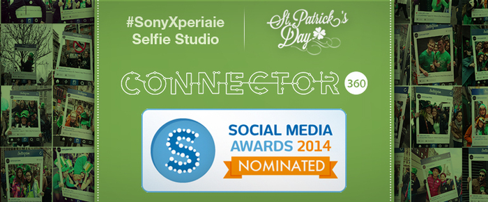 2014 Social Media Awards – Sony Mobile campaign nomination