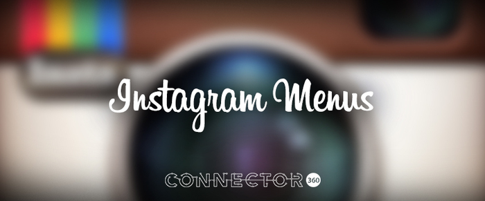 Trendy New york restaurant serves up instagram menus #comodomenu