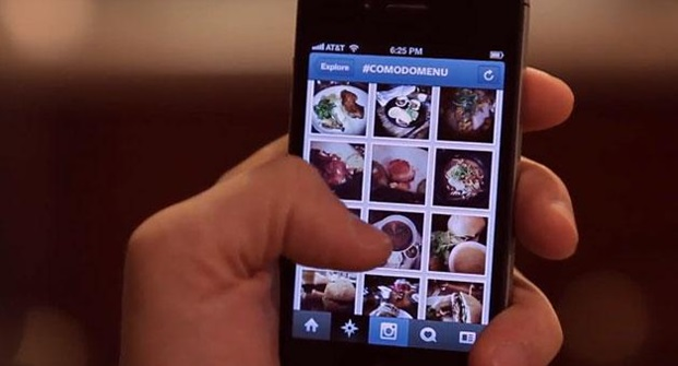 Food and Instagram
