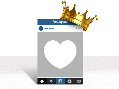 Instagram - King of Engagement